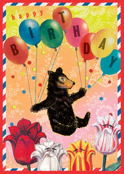 Lip International Vintage Retro Greeting Cards – Packs of Birthday Cards Uk